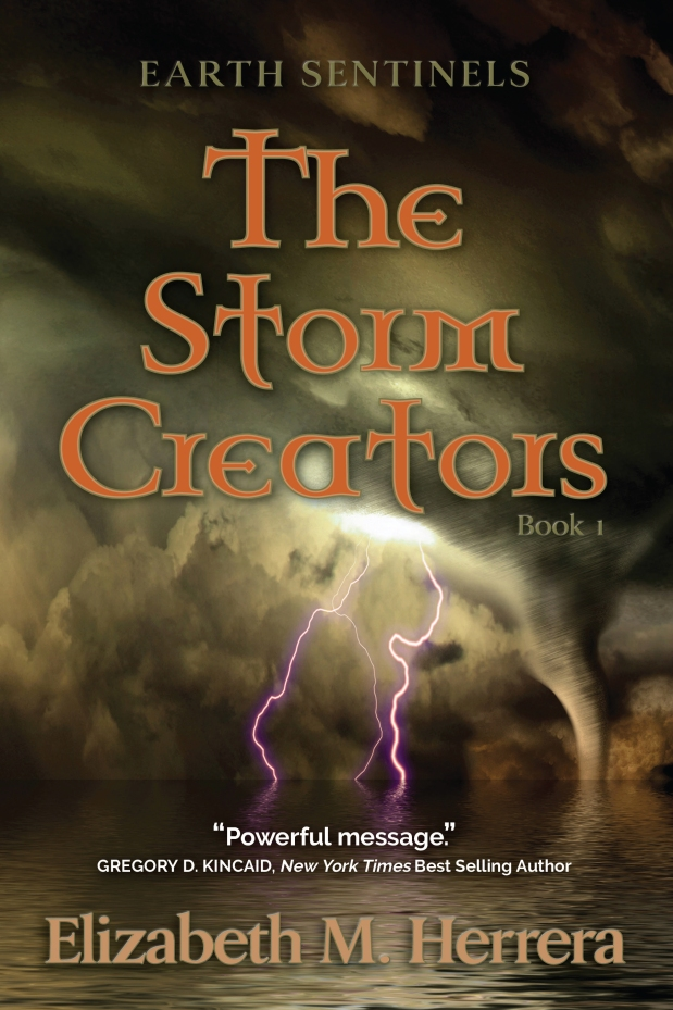 The Earth Sentinels: The Storm Creators