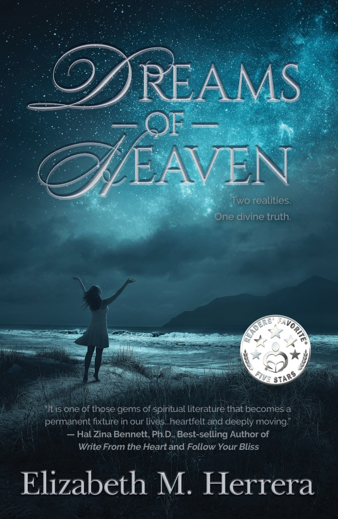 Dreams of Heaven Cover-ebook