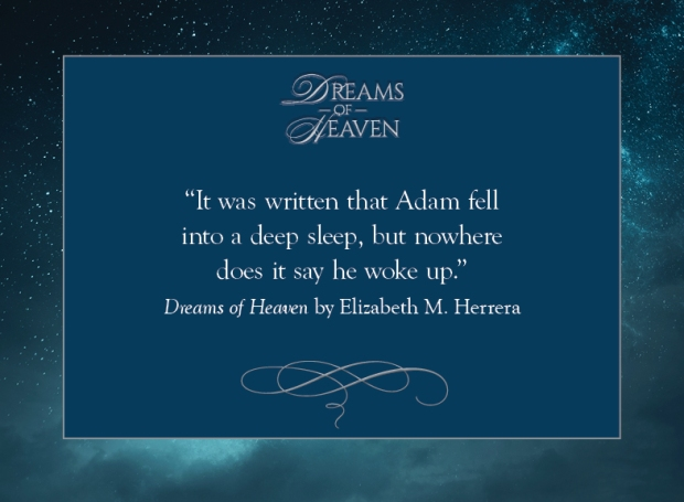 Dreams of Heaven mems-adam-asleep